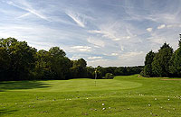 Trent Park Golf 18th hole